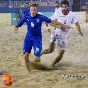 Giovanni Savarese IN NAZIONALE BEACH SOCCER. ANXUR TIME