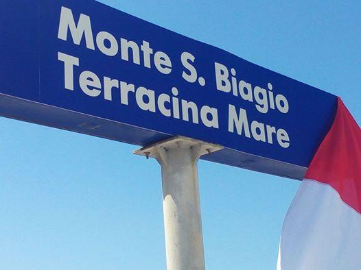 monte san biagio-terracina mare. anxur time
