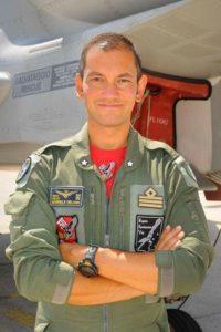 Il Capitano Gabriele Orlandi. anxur time