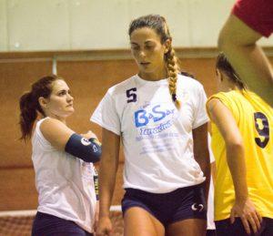 Veronica Grimaldi, Sara Vanno e Federica Stefanelli. anxur time