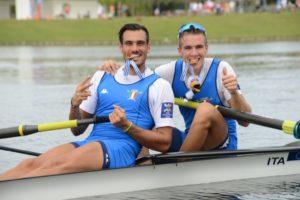 Giuseppe Vicino e Matteo Lodo. Anxur time