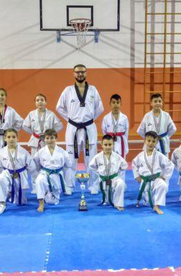 Taekwondo Fenice. anxur time
