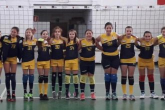 PALLAVOLO FUTURA TERRACINA '92 UNDER 12. ANXUR TIME