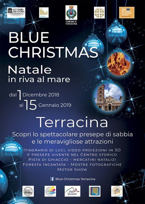 Al via il Blue Christmas, il Natale sul mare di Terracina -
